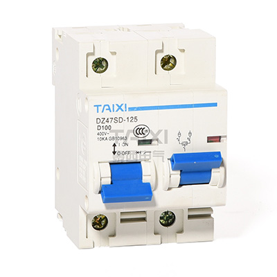 DZ47SD-125 Manual Transfer Switch