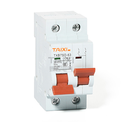 TXB7SD-63 Manual Transfer Switch