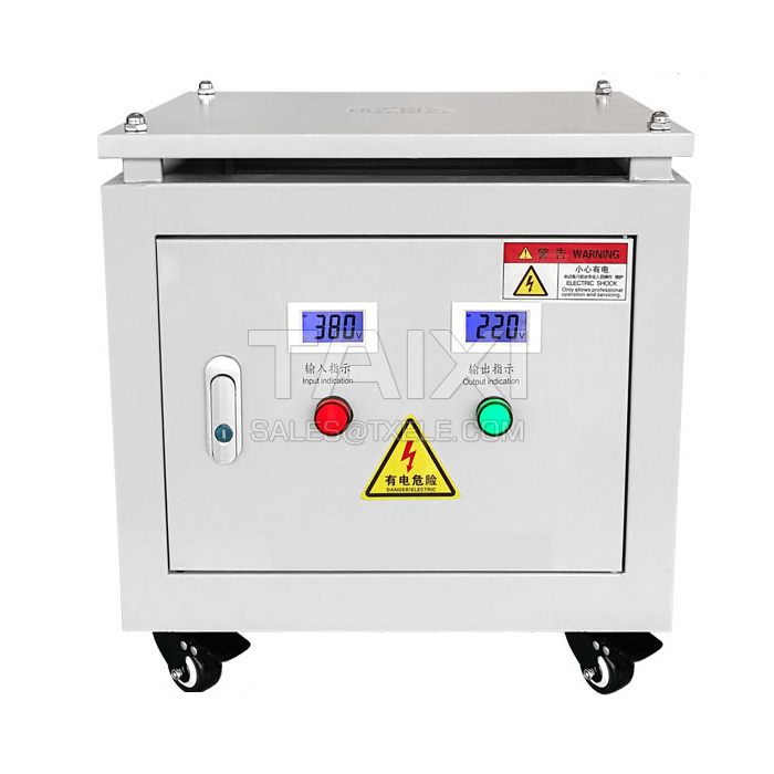 SG 3 Phase Isolation Transformer